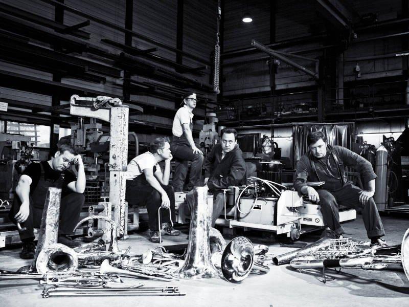 Sonus Brass - Die Blecharbeiter