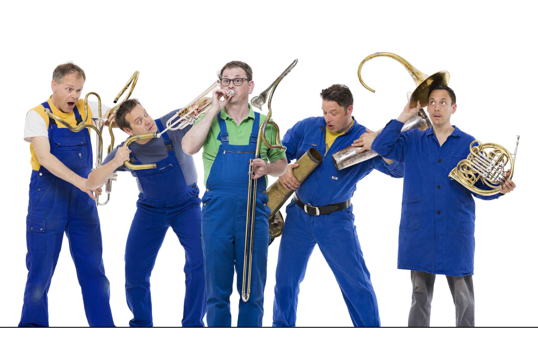 Sonus Brass Ensemble - Die Blecharbeiter