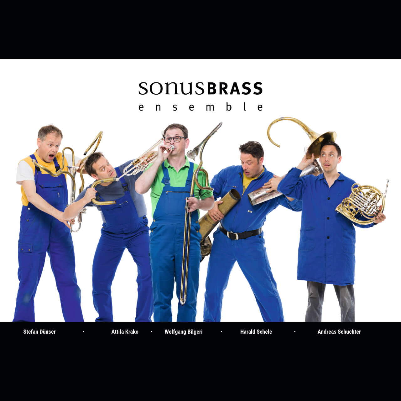 Sonus Brass Ensemble - Die Blecharbeiter - Preview
