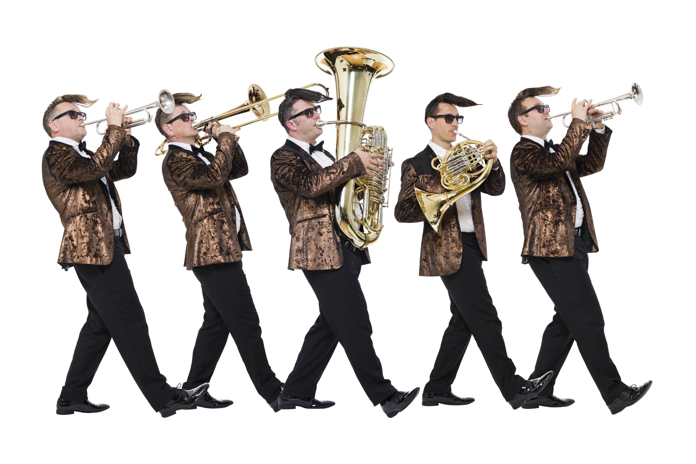 Sonus Brass Ensemble - Die Verblecherbande