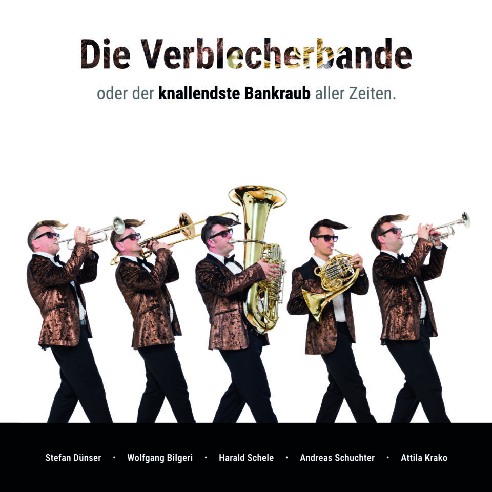 Sonus Brass Ensemble - die Verblecherbande - DVD