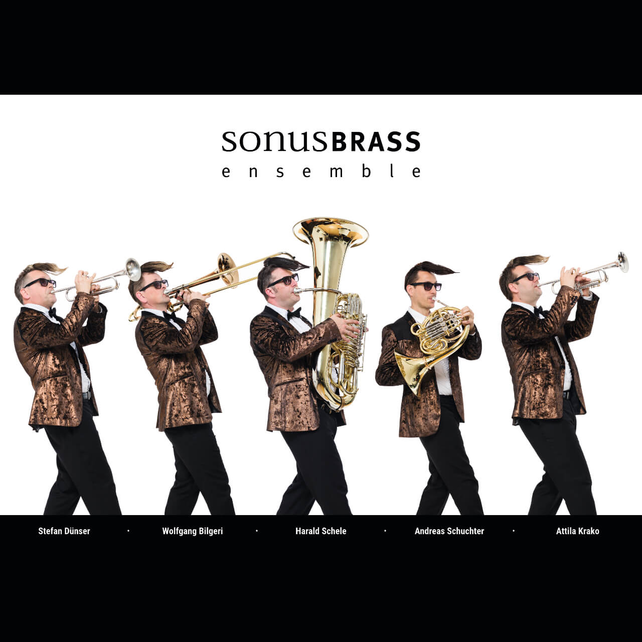 Sonus Brass Ensemble - Die Verblecherbande - Preview