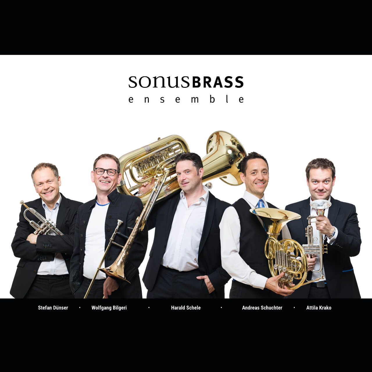 Sonus Brass Ensemble - Mezzotragisch - Preview