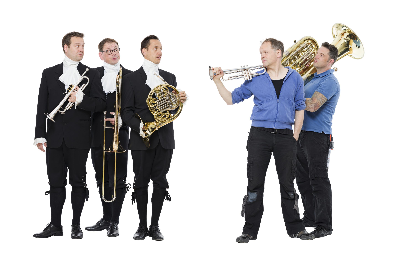 Sonus Brass Ensemble - Rocky Roccoco