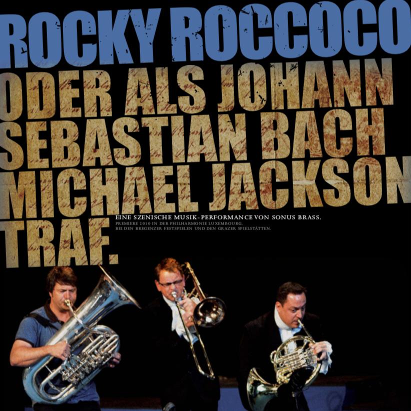 Sonus Brass Ensemble - Rocky Roccoco - DVD