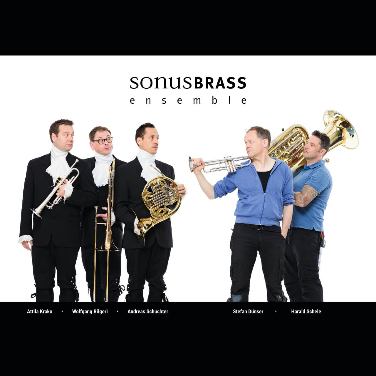 Sonus Brass Ensemble - Rocky Roccoco - Preview