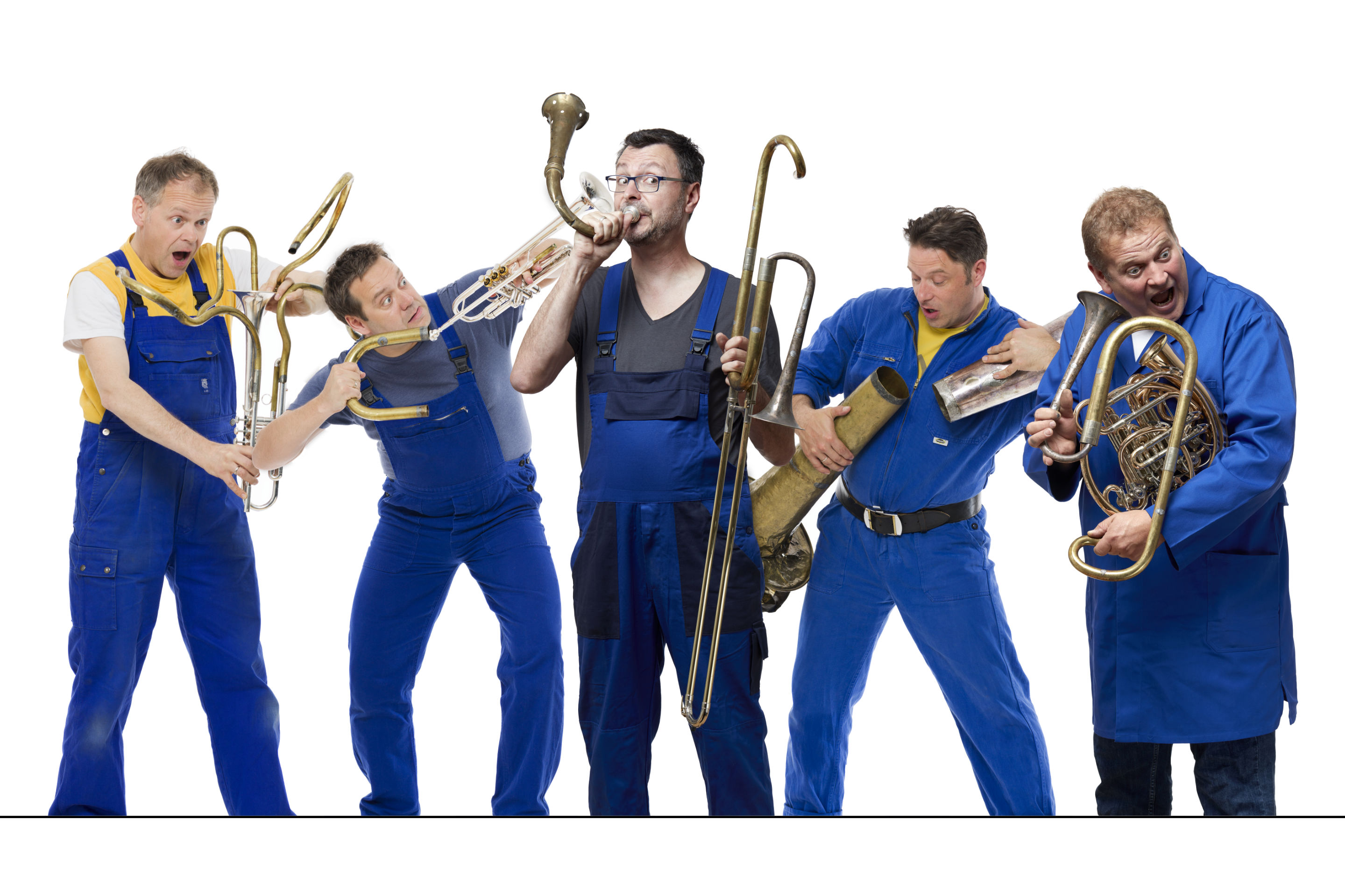 Sonus Brass Ensemble - Downloads - Die Blecharbeiter 2019
